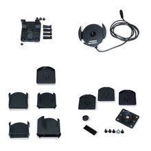 Dension IPO3CR9 9 контактний автомобільний тримач з комплектом адаптерів - Короткий опис