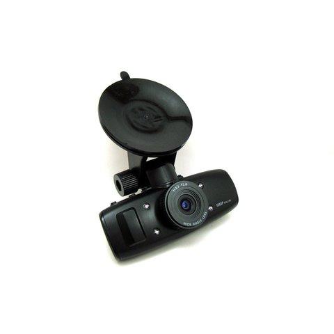 Автовидеорегистратор с GPS и монитором Tenex DVR 520 FHD