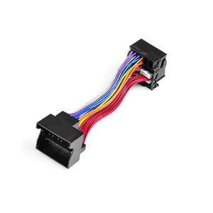 40 контактный кабель удлинитель Quadlock для штатных мониторов