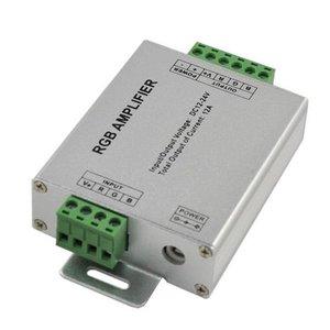 RGB Signal Amplifier HTL-008 (5050, 3528, 12 A)