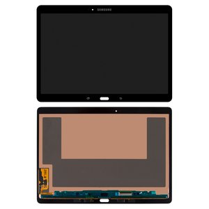 LCD for Samsung T800 Galaxy Tab S 10.5, T805 Galaxy Tab S 10.5 LTE Tablets, (bronze, with touchscreen)