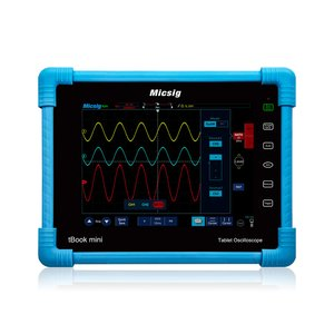 Tablet Digital Oscilloscope Micsig TO1072