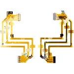 Cable flex puede usarse con Sony DCR-SR200, DCR-SR300, DCR-SR42, DCR-SR62, para pantalla