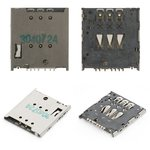"Conector de tarjeta SIM puede usarse con Meizu MX4 5.3"", MX4 Pro 5.5""; Sony Ericsson LT30p Xperia T; Sony LT22i Xperia P"