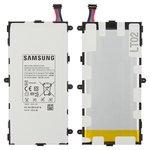 Batería T4000E puede usarse con Samsung P3200 Galaxy Tab3, T210, Li-ion, 3.7 V, 4000 mAh