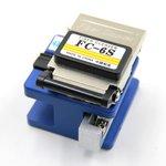 Cortadora de precisión para fibra óptica FC-6S