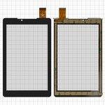"Cristal táctil para tablet PC China-Tablet PC 7""; Prestigio MultiPad 7.0 Color 2 3G (PMT3777), 7"", 181 mm, 111 mm, 30 pin, capacitivo, negro, #PB70A2616"