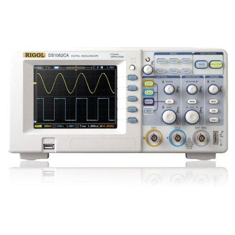 Цифровий осцилограф RIGOL DS1062CA
