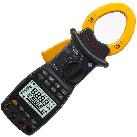 Цифрові струмовимірювальні кліщі MASTECH MS2203