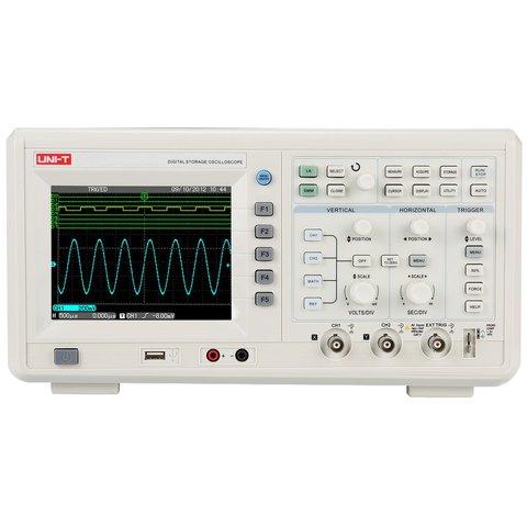 Цифровий осцилограф UNI T UTDM 14202C UTD4202C