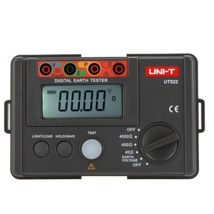Измеритель сопротивления заземления UNI-T UT522