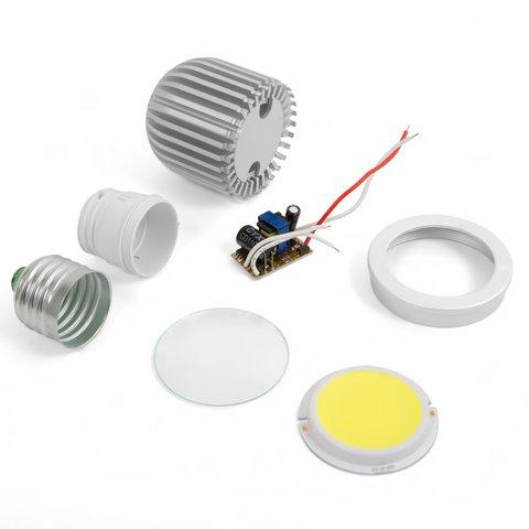 Комплект для збирання світлодіодної лампи TN A43 5 Вт холодний білий, E27