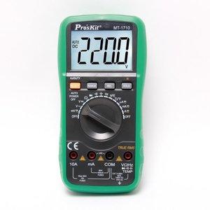 Цифровой мультиметр Pro'sKit MT-1710