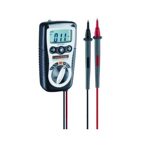 Кишеньковий цифровий мультиметр Laserliner MultiMeter Pocket