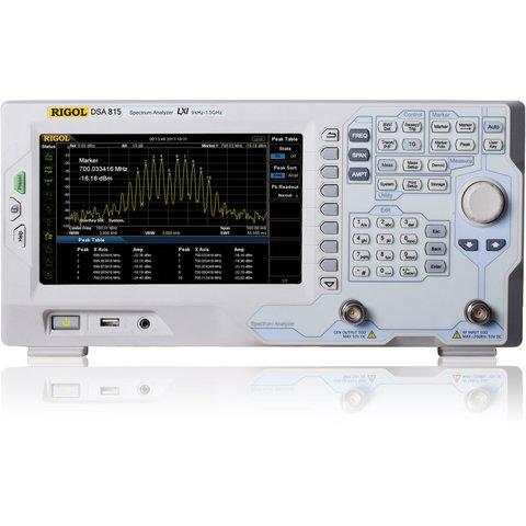 Spectrum Analyzer RIGOL DSA815 TG