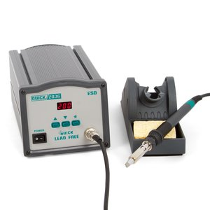 Induction Lead-Free Soldering Station Quick 203G ESD