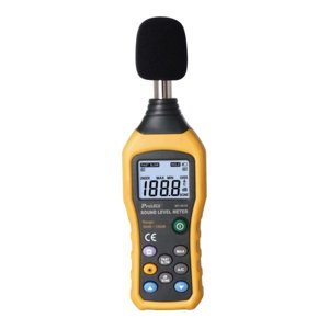 Sonómetro digital Pro'sKit MT-4618