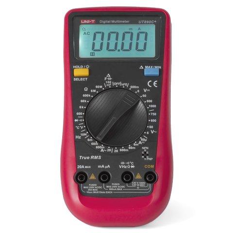 Digital Multimeter UNI T UT890C+